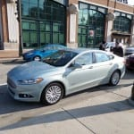 My Ford Fusion Energi Test Drive