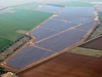 33MW solar power plant.