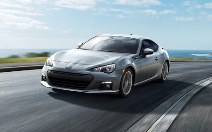 2015 Subaru BRZ. Image obtained with thanks from Subaru.