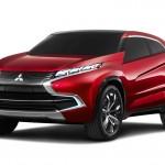 Mitsubishi Debuts The XR-PHEV At The LA Auto Show