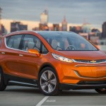 GM Unveils The Chevy Bolt At The NAIAS