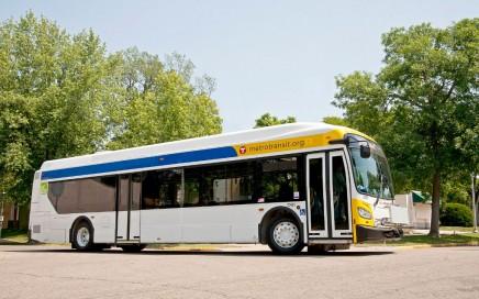 Metro Transit Bus.  Image credit: Metro Transit