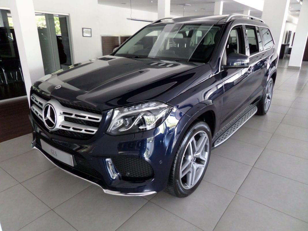 Mercedes SUV (car)